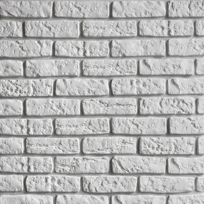 Loft Brick Biały