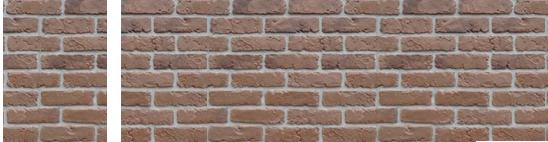 Retro Brick kolekcja Stone Master